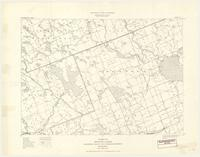Round Lake, ON. 1:63,360. Map sheet 031F12, [ed. 1], 1942
