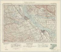 Pembroke, ON. 1:63,360. Map sheet 031F14, [ed. 6], 1944