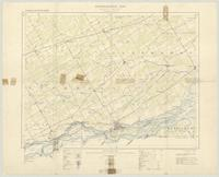 Cornwall, ON. 1:63,360. Map sheet 031G02, [ed. 2], 1917