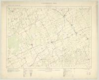 Winchester, ON. 1:63,360. Map sheet 031G03, [ed. 1], 1908