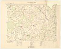 Winchester, ON. 1:63,360. Map sheet 031G03, [ed. 2], 1915