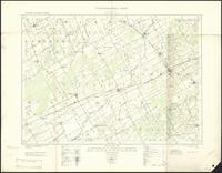 Winchester, ON. 1:63,360. Map sheet 031G03, [ed. 3], 1929