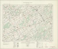 Winchester, ON. 1:63,360. Map sheet 031G03, [ed. 4], 1933