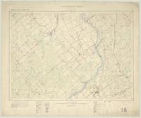 Kemptville, ON. 1:63,360. Map sheet 031G04, [ed. 1], 1908
