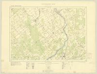 Kemptville, ON. 1:63,360. Map sheet 031G04, [ed. 2], 1914