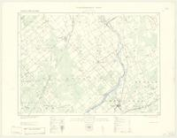 Kemptville, ON. 1:63,360. Map sheet 031G04, [ed. 3], 1930