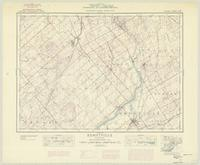 Kemptville, ON. 1:63,360. Map sheet 031G04, [ed. 6], 1940