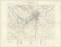 Ottawa, ON. 1:63,360. Map sheet 031G05, [ed. 7], 1925