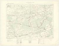 Russell, ON. 1:63,360. Map sheet 031G06, [ed. 3], 1926