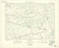 Russell, ON. 1:63,360. Map sheet 031G06, [ed. 4], 1936