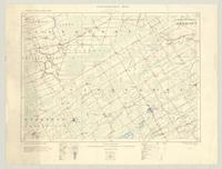 Alexandria, ON. 1:63,360. Map sheet 031G07, [ed. 1], 1909