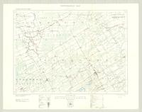 Alexandria, ON. 1:63,360. Map sheet 031G07, [ed. 3], 1927