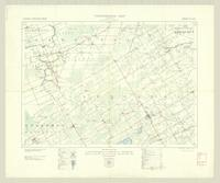 Alexandria, ON. 1:63,360. Map sheet 031G07, [ed. 4], 1937