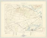 Vaudreuil, ON. 1:63,360. Map sheet 031G08, [ed. 1], 1909