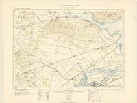 Vaudreuil, ON. 1:63,360. Map sheet 031G08, [ed. 2], 1916