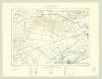 Vaudreuil, ON. 1:63,360. Map sheet 031G08, [ed. 3], 1923