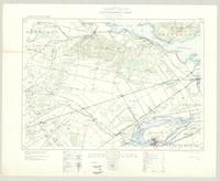 Vaudreuil, ON. 1:63,360. Map sheet 031G08, [ed. 4], 1929