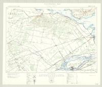 Vaudreuil, ON. 1:63,360. Map sheet 031G08, [ed. 5], 1933
