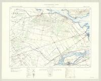 Vaudreuil, ON. 1:63,360. Map sheet 031G08, [ed. 6], 1937