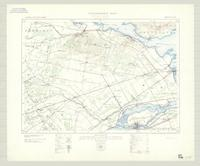 Vaudreuil, ON. 1:63,360. Map sheet 031G08, [ed. 7], 1940