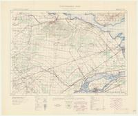 Vaudreuil, ON. 1:63,360. Map sheet 031G08, [ed. 8], 1944