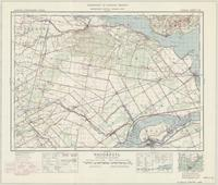 Vaudreuil, ON. 1:63,360. Map sheet 031G08, [ed. 9], 1945