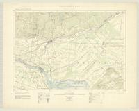 Lachute, ON. 1:63,360. Map sheet 031G09, [ed. 1], 1910