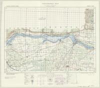 Hawkesbury, ON. 1:63,360. Map sheet 031G10, [ed. 4], 1933