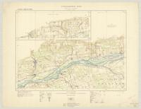 Thurso, ON. 1:63,360. Map sheet 031G11, [ed. 2], 1915