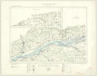 Thurso, ON. 1:63,360. Map sheet 031G11, [ed. 3], 1925