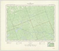 Kiosk, ON. 1:63,360. Map sheet 031L02, [ed. 1], 1949