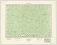 Maganasipi, ON. 1:63,360. Map sheet 031L08, [ed. 1], 1949