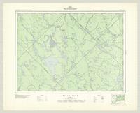 Clear Lake, ON. 1:63,360. Map sheet 031P04, [ed. 1], 1950