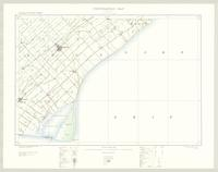 Ridgetown, ON. 1:63,360. Map sheet 040I05, [ed. 2], 1923