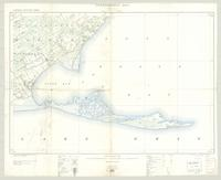 Long Point, ON. 1:63,360. Map sheet 040I09, [ed. 2], 1922