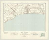 Port Stanley, ON. 1:63,360. Map sheet 040I11, [ed. 6], 1948