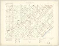 Bothwell, ON. 1:63,360. Map sheet 040I12, [ed. 1], 1910