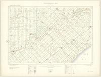 Bothwell, ON. 1:63,360. Map sheet 040I12, [ed. 2], 1921