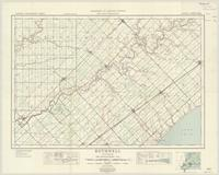 Bothwell, ON. 1:63,360. Map sheet 040I12, [ed. 4], 1948
