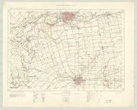 St Thomas, ON. 1:63,360. Map sheet 040I14, [ed. 1], 1913