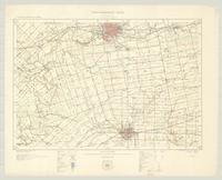 St Thomas, ON. 1:63,360. Map sheet 040I14, [ed. 2], 1919