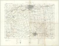 St Thomas, ON. 1:63,360. Map sheet 040I14, [ed. 3], 1924