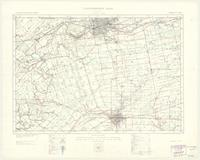 St Thomas, ON. 1:63,360. Map sheet 040I14, [ed. 5], 1934