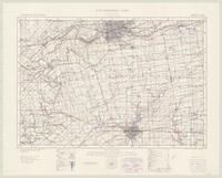 St Thomas, ON. 1:63,360. Map sheet 040I14, [ed. 7], 1941