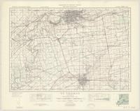 St. Thomas, ON. 1:63,360. Map sheet 040I14, [ed. 8], 1948