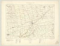 Tillsonburg, ON. 1:63,360. Map sheet 040I15, [ed. 1], 1909