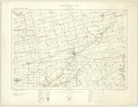 Tillsonburg, ON. 1:63,360. Map sheet 040I15, [ed. 2], 1922