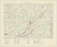 Tillsonburg, ON. 1:63,360. Map sheet 040I15, [ed. 4], 1939