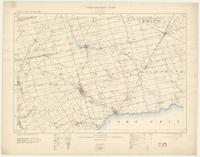 Simcoe, ON. 1:63,360. Map sheet 040I16, [ed. 1], 1909