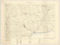 Simcoe, ON. 1:63,360. Map sheet 040I16, [ed. 2], 1919